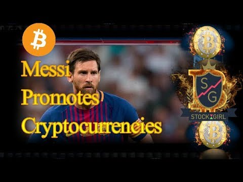Lionel Messi to Star in Cryptocurrency Ad for SIRIN Labs Token
